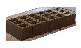 محصولات تولید شده توسط ماشین آلات تولید قطعات بتنی